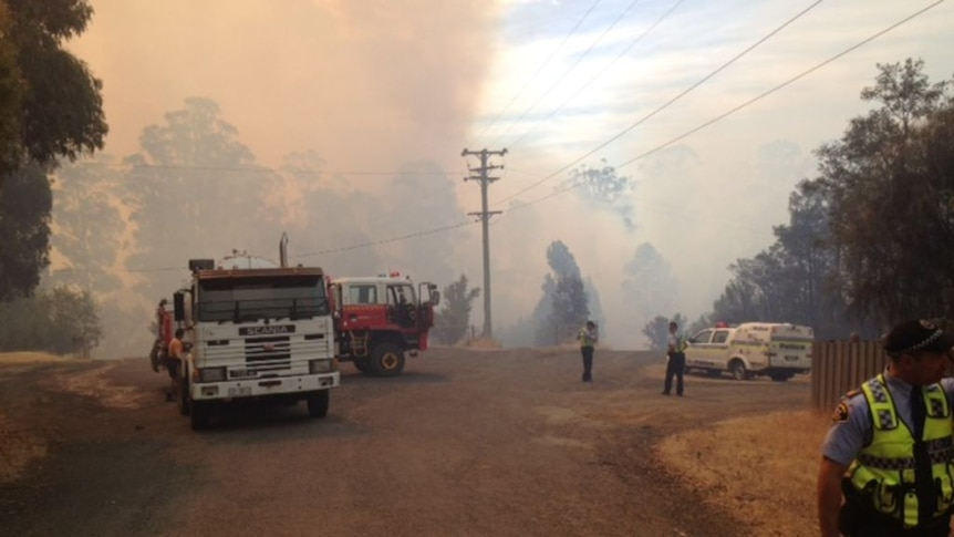 Residents evacuated from Molesworth area