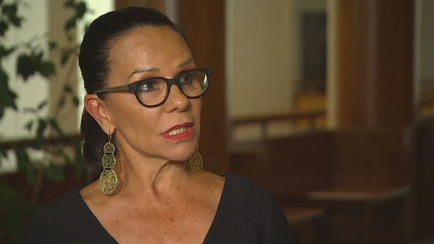 Linda Burney wants the AFP to look into what may be a test case for privacy law