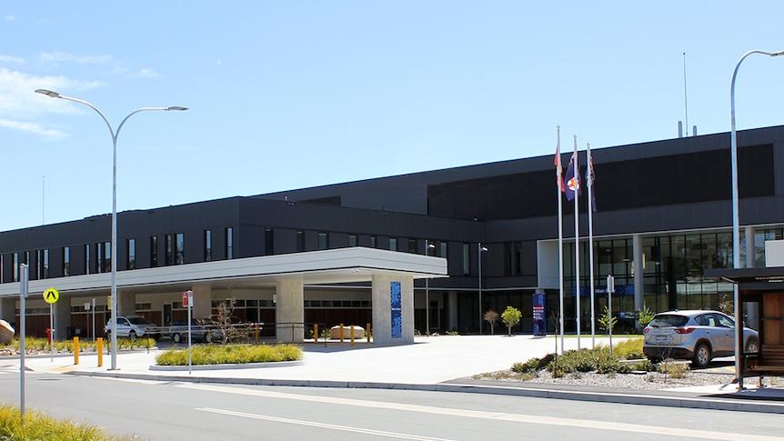 South East Regional Hospital, Bega, in November 2016