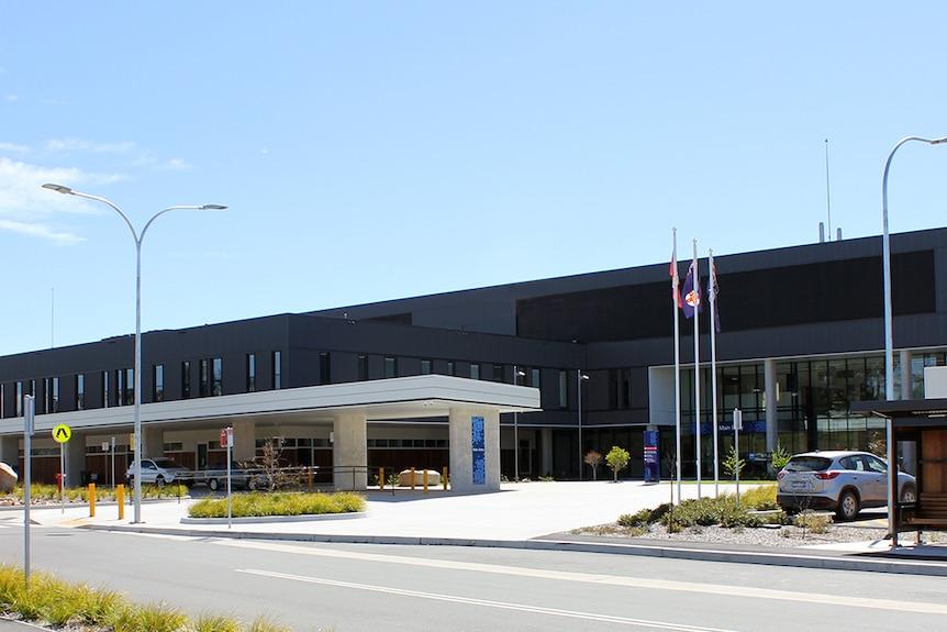 South East Regional Hospital Bega November 2016