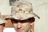 Lance Corporal Andrew Jones in Army uniform