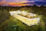 Scientology headquarters in Sydney