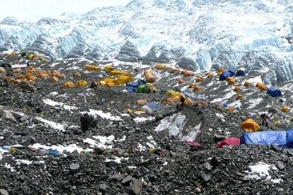 Mt Everest Advanced Base Camp (ABC)