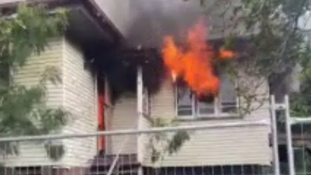 Man arrested after third suspicious house fire in Brisbane in weeks