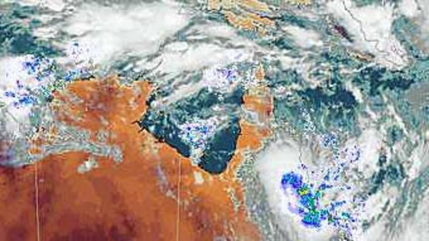 Cyclone Tasha crossed the coast south of Cairns this morning.