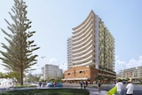 Proposed redevelopment of Old Burleigh Theatre Arcade