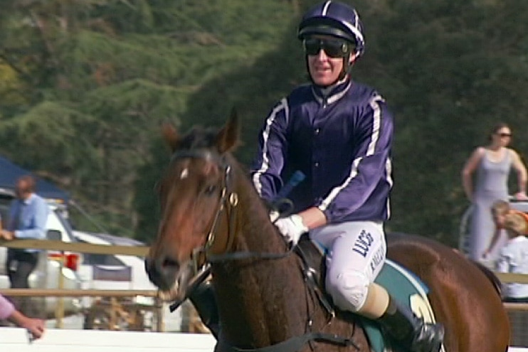 Lord of the Song claimed victory at Oakbank
