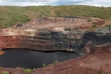 The Mount Oxide copper mine north of Mount Isa which was abandoned in 1971.