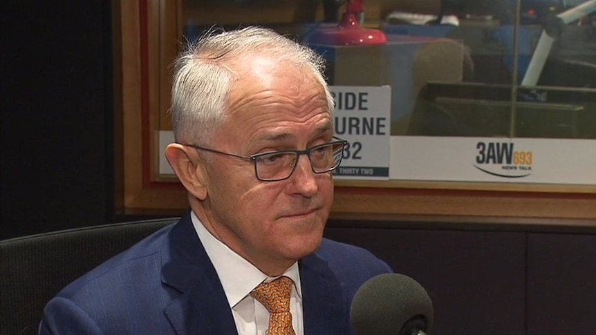 Turnbull says Longman candidate made 'honest mistake' in medal citation