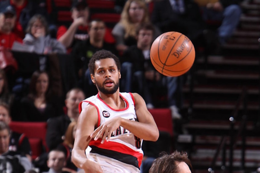 ACT Young Australian of the Year Patty Mills