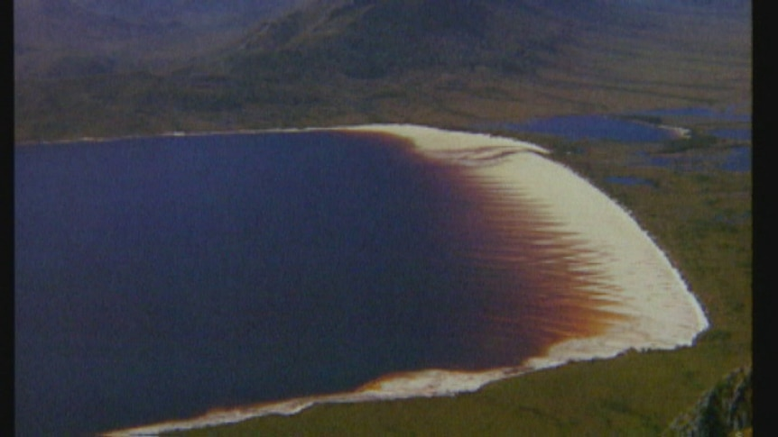 Campaigners wanting to drain and restore Tasmania's Lake Pedder say they have proof it is possible.