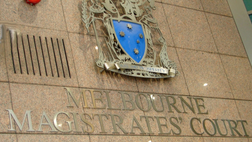 Psychiatrist Dr Jerry Gelb avoided jail after taking a handgun into the Melbourne Magistrate's Court
