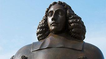 Spinoza monument, Amsterdam