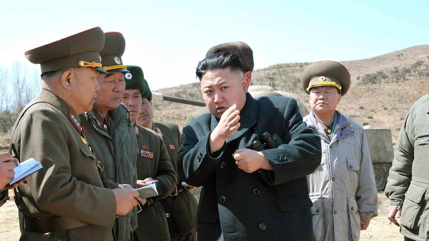 Embassy staff warned to leave North Korea