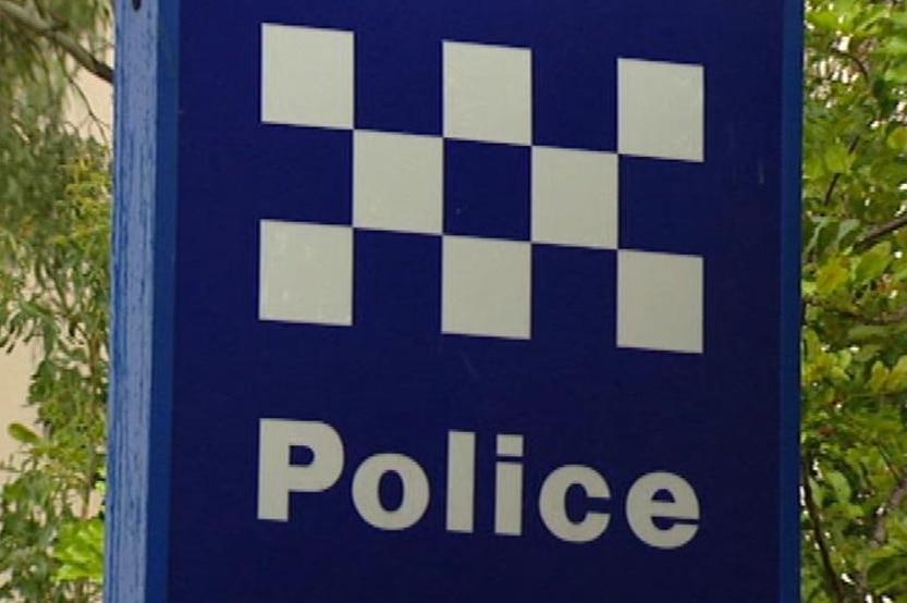 Queensland police station logo