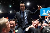 Leo Varadkar wins the Fine Gael parliamentary elections.