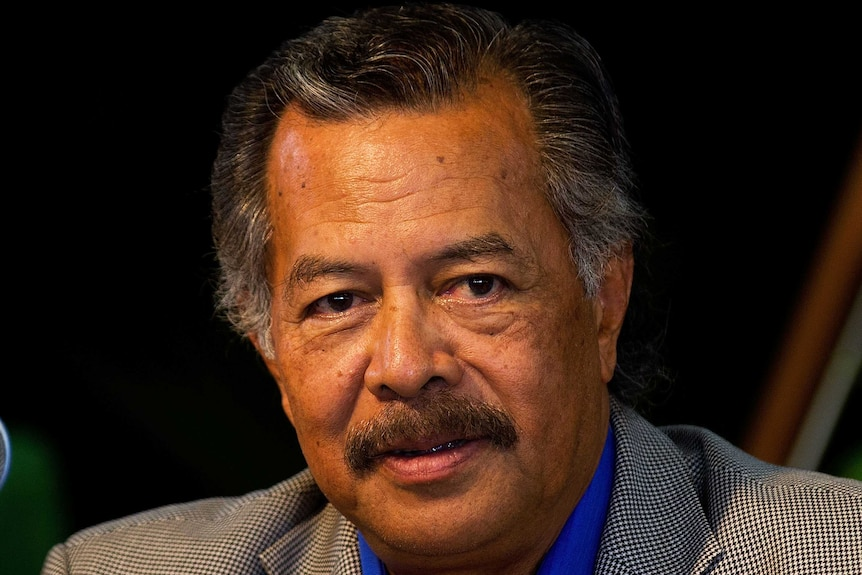 Cook Islands Prime Minister Henry Puna deflects claims of party disunity