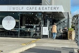Wolfe Cafe and Eatery.