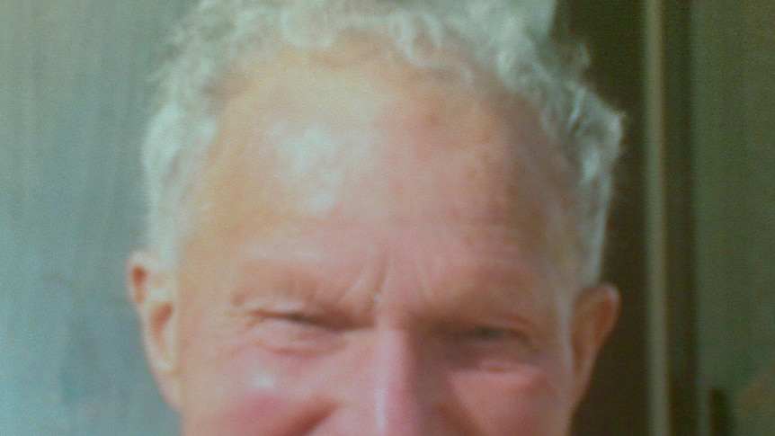 Eddie Shackleton, the missing hiker from Albany, lost in Stirling Range national park, tight headsho