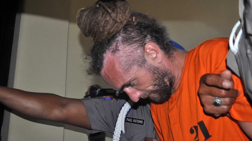 David Taylor faced hours of interrogation over the death of the police officer