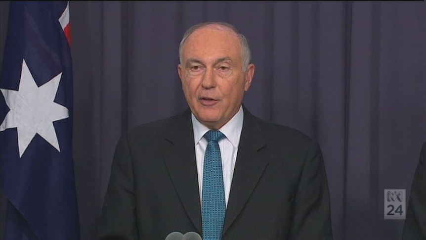 Warren Truss gives update on search for MH370