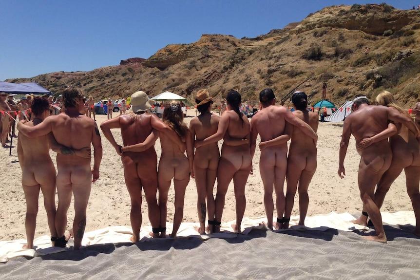 Beach Nudo
