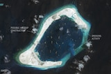 South China Sea construction