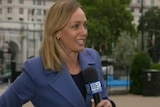 Two Australian reporters assaulted live on air while covering protests in London