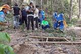 Thailand mass graves