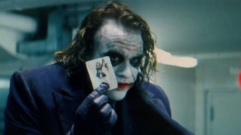 Hot favourite: Best supporting actor nominee Heath Ledger.