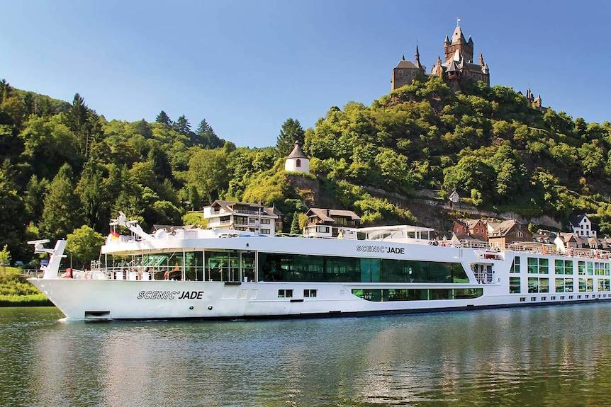 Scenic Tours river cruising vessel