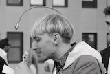 Self described 'cyborg artist' Neil Harbisson