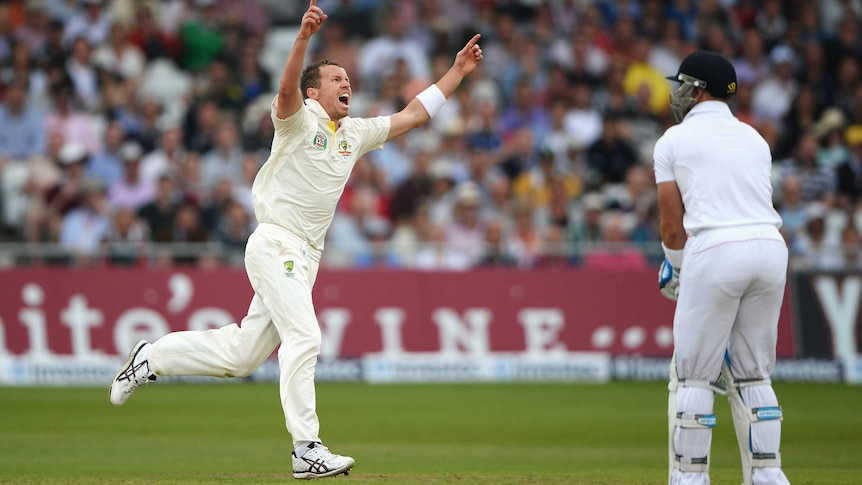 14 wickets fall on first day of Ashes Test