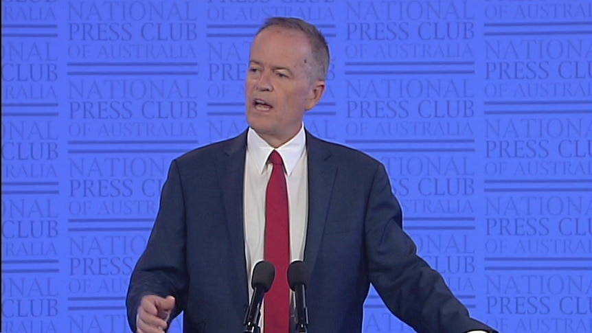 Shorten Fed Up With Private Health Insurance Industry Treating Australians Like Mugs Abc News