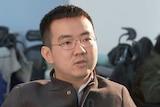 Jihan Wu from Bitmain, the leading manufacturer of Bitcoin 'mining' computers.