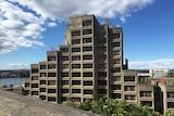 Sirius apartment building