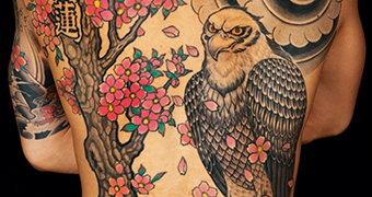 Tattoos in Japan have a rich but complicated history.