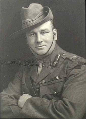 Portrait of 'Pompey' Elliott