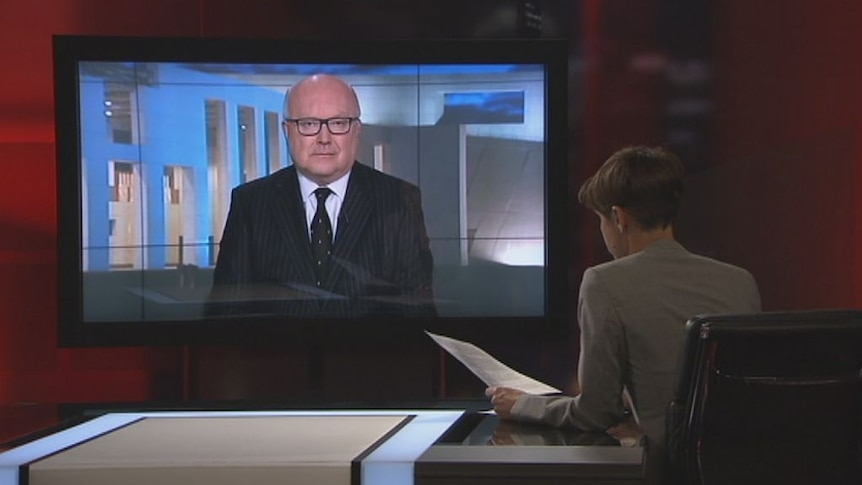 George Brandis says Sam Dastyari is a 'serial offender' over latest scandal