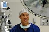 Neurosurgeon Charlie Teo