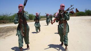 Islamic Al Shabaab militants