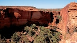 Kings Canyon, photographed from the top rim.