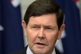 Defence Minister Kevin Andrews press conference, Marh 2015