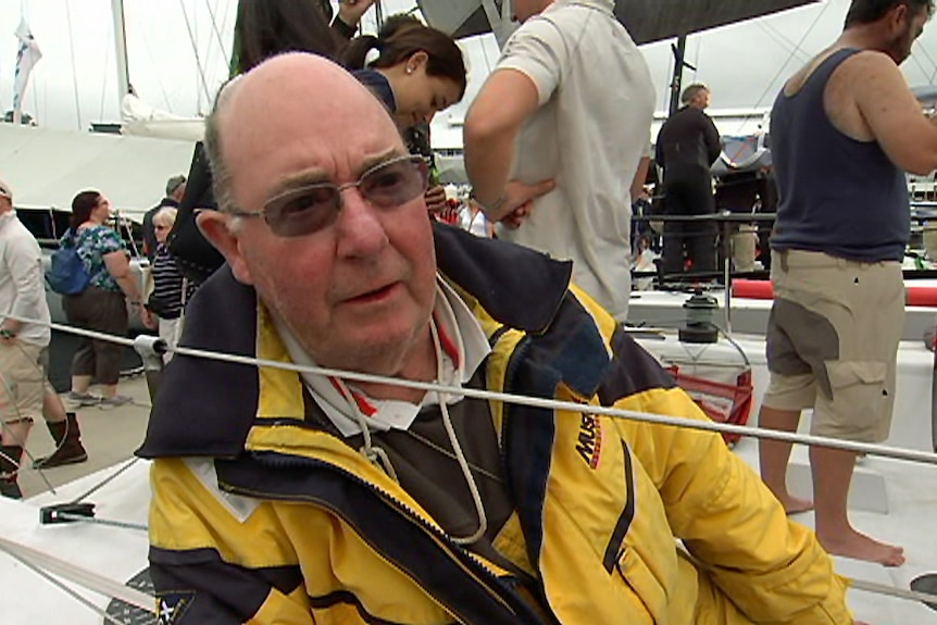 Tony Cable - Sydney to Hobart skipper December 29, 2016