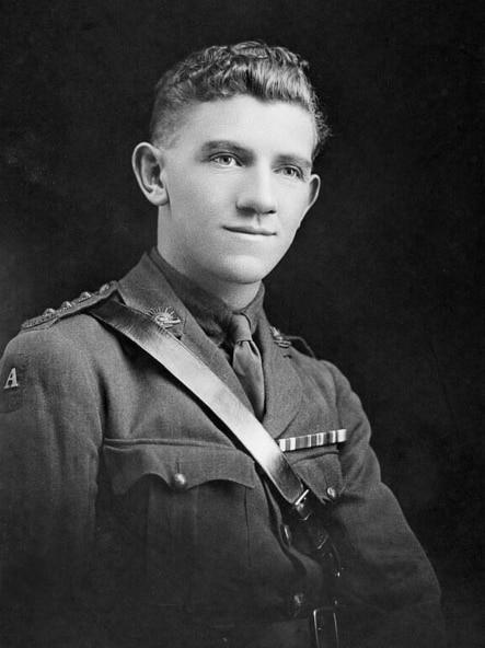 Portrait of William Scurry