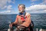 Fisherman Craig Garland