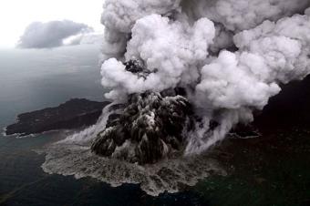 The Child of Krakatau