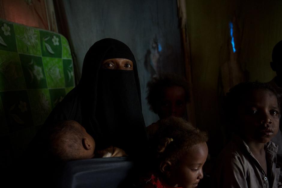 Halemurh Saleh Abdullah recalls the moment her husband was killed.