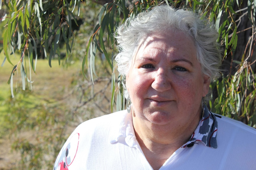 Ngarigo woman Iris White says it's about reconciliation and respect