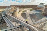 Granites mine processing plant 2